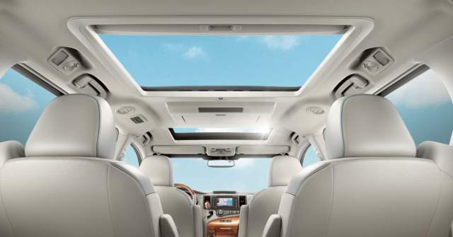 2018 Toyota Sienna Limited Premium AWD moonroof